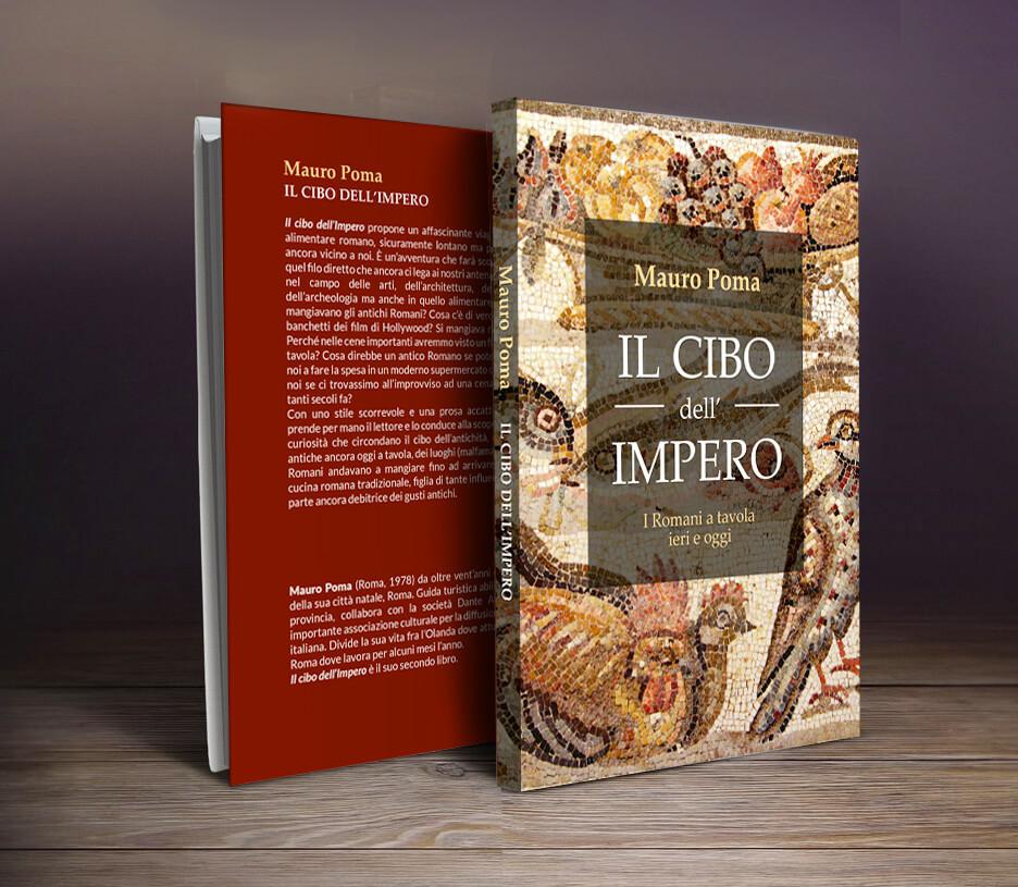 Claudia De Luca Book Cover - Grafica per la Stampa