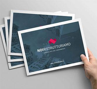 Brochure di presentazione aziendale