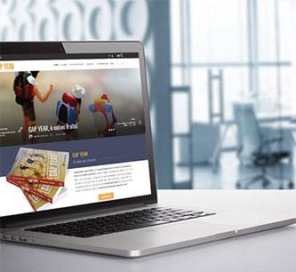 Realizzazione sito e blog in WordPress | Gap Year