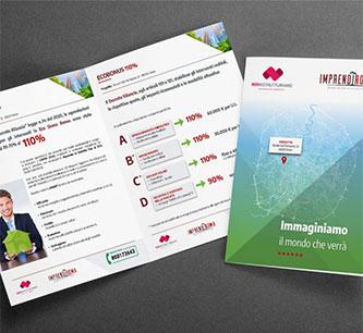 Realizzazione brochure ecobonus