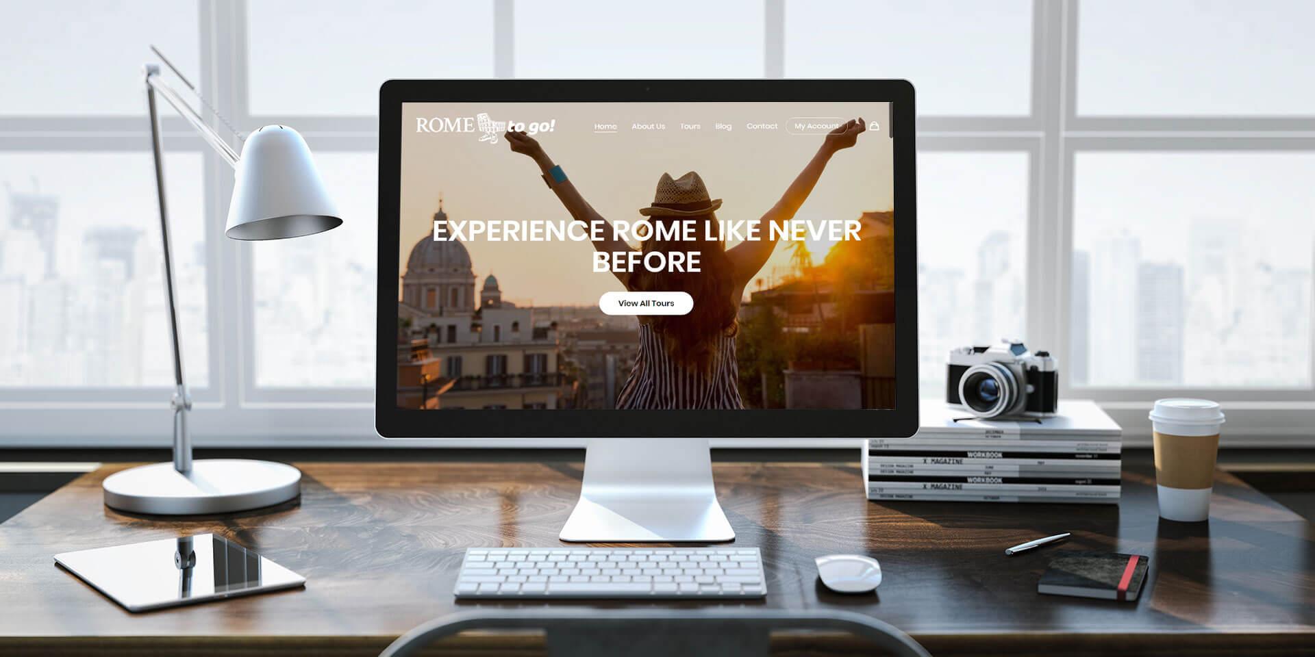 Realizzazione sito ecommerce ROMA | Tourist Guide