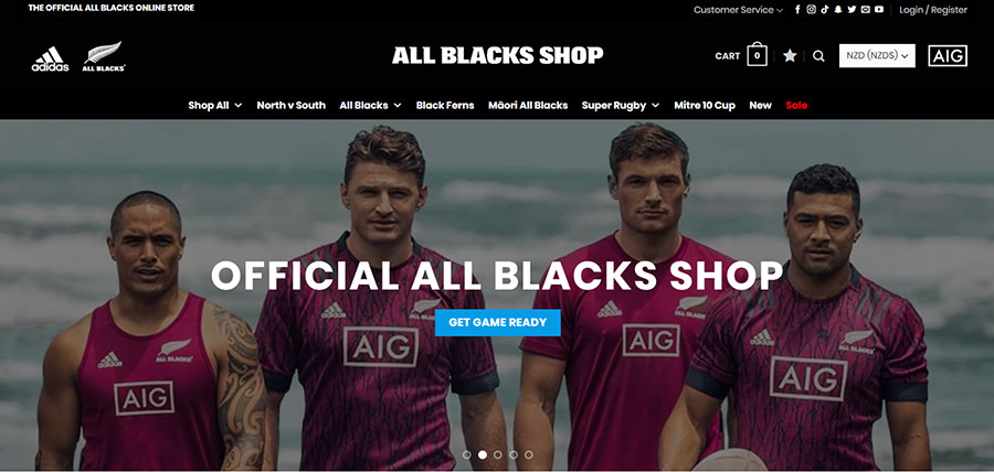Shop online con Woocommerce